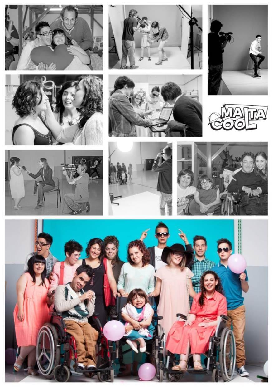 coleção de fotografias do projeto malta cool